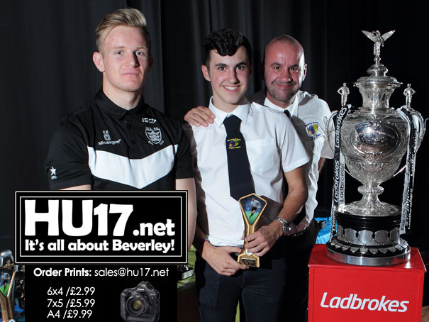 Beverley Braves Presentation Night With Connor Bower