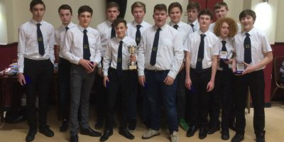 Beverley Braves Pick Up Championship Trophy In Double Winning Season