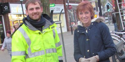 GOOLE : Street Fund Supports Power Up The Precinct Project