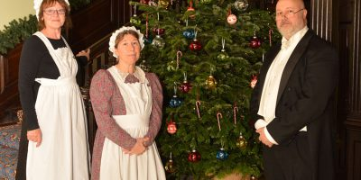 Festive Activities At Sewerby Hall And Gardens
