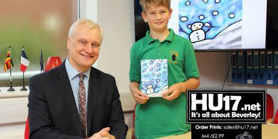 Sam Davies Festive Design To Feature On MPs Christmas Card
