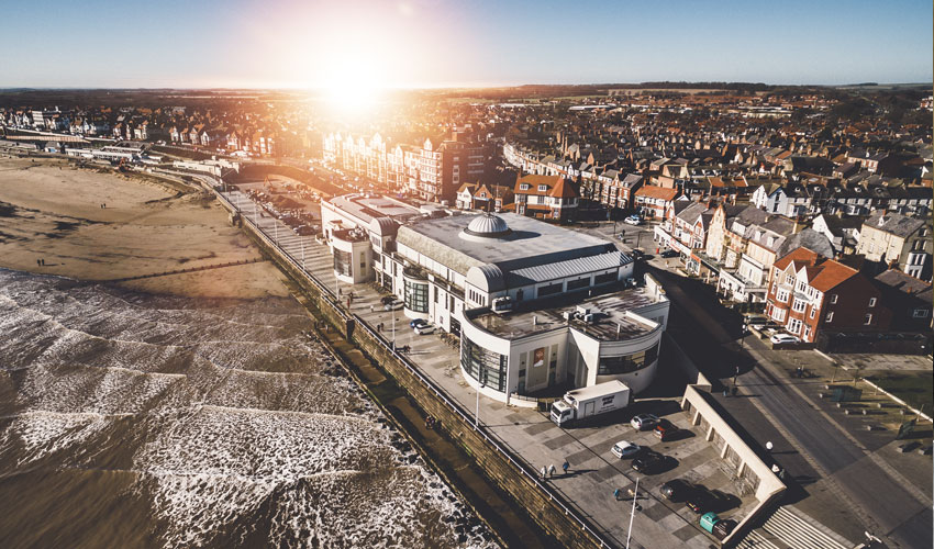 Bridlington Spa Leads The East Riding Into The Year Of Culture