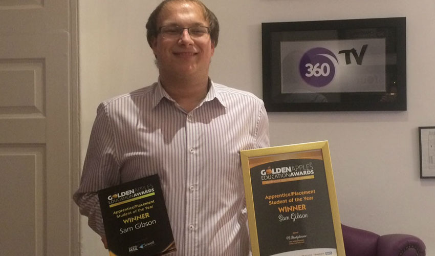 HULL : Golden Apple For 360 Chartered Accountants Apprentice