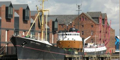 HULL : Plans To Secure The Long-Term Future Of Historic Trawler