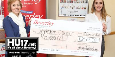Yorkshire Cancer Research Named Charity Of The Month