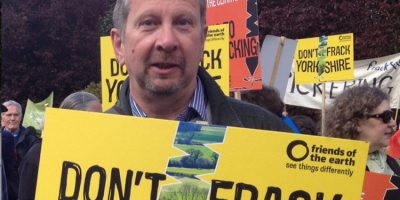 Yorkshire Party Members Vote For A 'Frack Free Yorkshire'