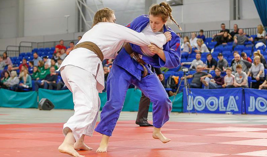Holly Bentham Wins Silver At British Championships
