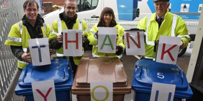 East Riding Comes Second In England For Recycling Results