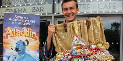 Ride The Magic Carpet At Parkway Cinema This Panto Season