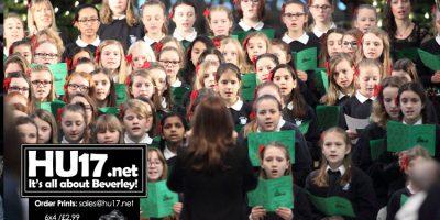 GALLERY : Beverley High School Festive Concert @ Beverley Minster