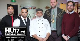 Dine Bangla Celebrate Chef's Success With Customers and Mayor