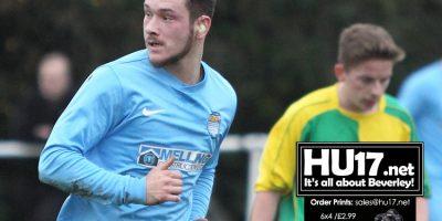 Joe Norton Scores Three As Beverley Town Beat Easington United