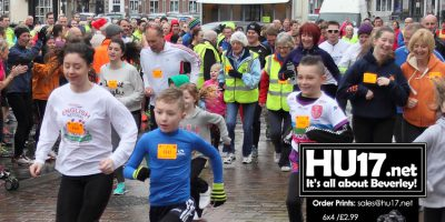 Get 2017 Off To Flying Start With The Beverley Lions Fun Run