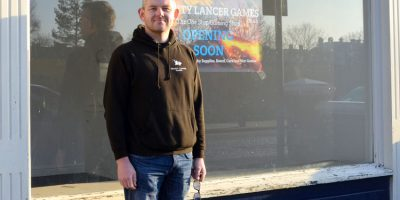 Bridlington Business Mighty Lancer Games Move From Clicks To Bricks