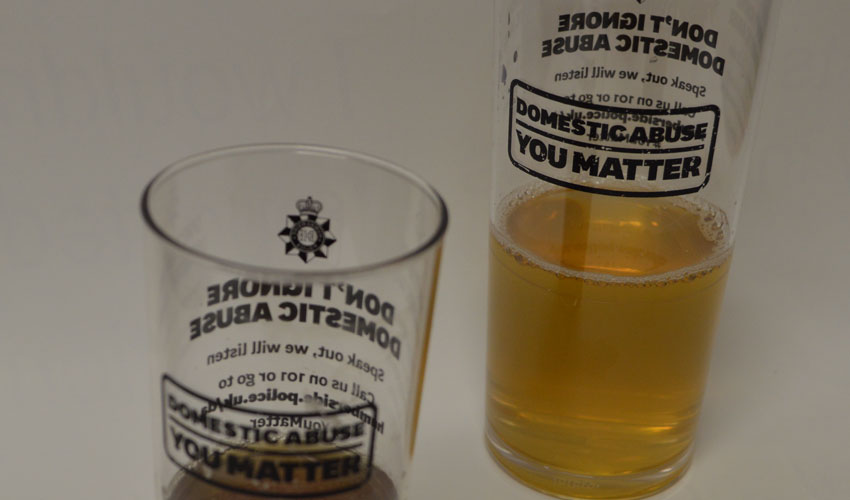 Glasses Launched To Keep Revelers Safe Whilst Also Tackling Domestic Abuse