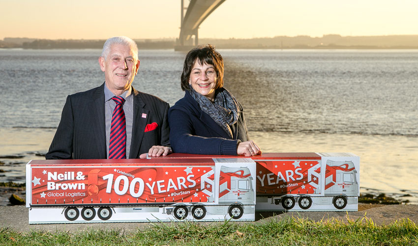 Special Made In Hull Gift Begins Company's Star Studded Celebration