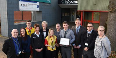 Another APSE Award For East Riding Leisure Beverley