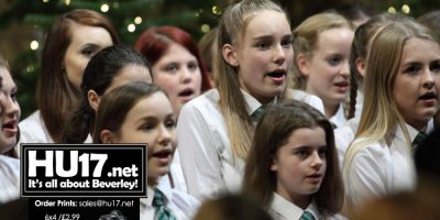 GALLERY : Longcroft School's Carol Service @ St Mary's Church
