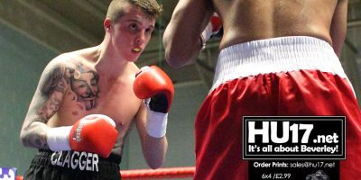 BOXING : Louis Claridge Vs Yaddollah Ghasemi