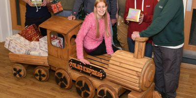 COTTINGHAM : The Polar Express Has Arrived In Town