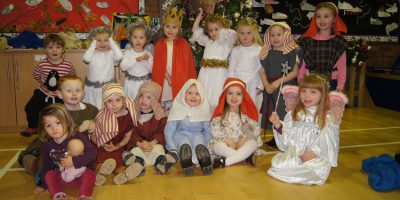Queensgate Pre-School Host Traditional Nativity Play At Keldmarsh