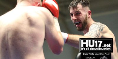 BOXING : Jamie Scotter Vs Richard Harrison