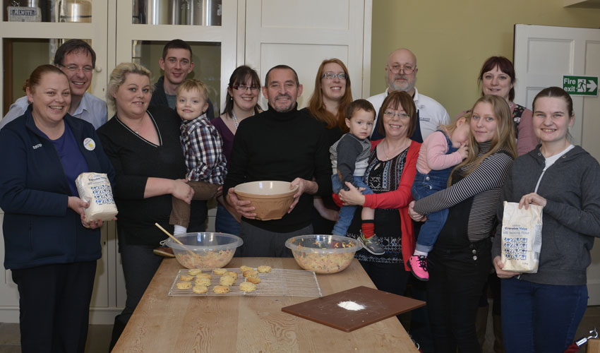 Family Fun With Cookery At Sewerby Hall And Gardens