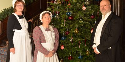 Festive Activities At Sewerby Hall And Gardens Continue