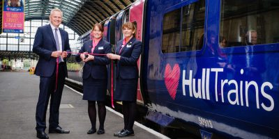 Hull Trains Will Run Extra Services in 2017 City of Culture Year