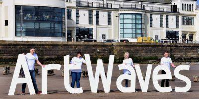 BRIDLINGTON : ArtWaves Open Exhibition Launched