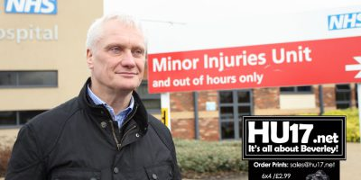 MP Urges Residents To Have Their Say Over Hospital Closures