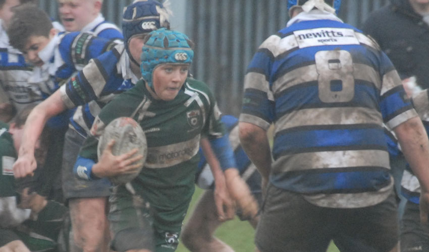Beverley RUFC Celebrate New Year With Fine Home Win Over Rivals