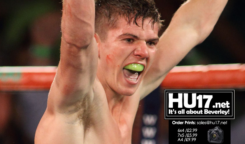 Rey Vargas Issues Strong Message Ahead Of His Bout In Hull