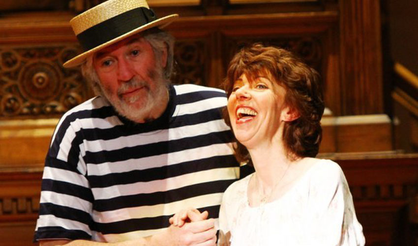 The London Theatre Voices Present Gilbert And Sullivan