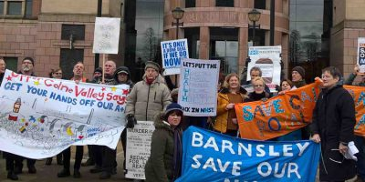Yorkshire And Humber Greens Oppose £1 Billion Cuts From NHS Budgets