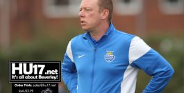 East Riding Rangers Will Be A Tough Game – Rich Jagger