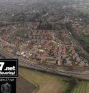 VIDEO : Molescroft Grange & New Bypass From Above
