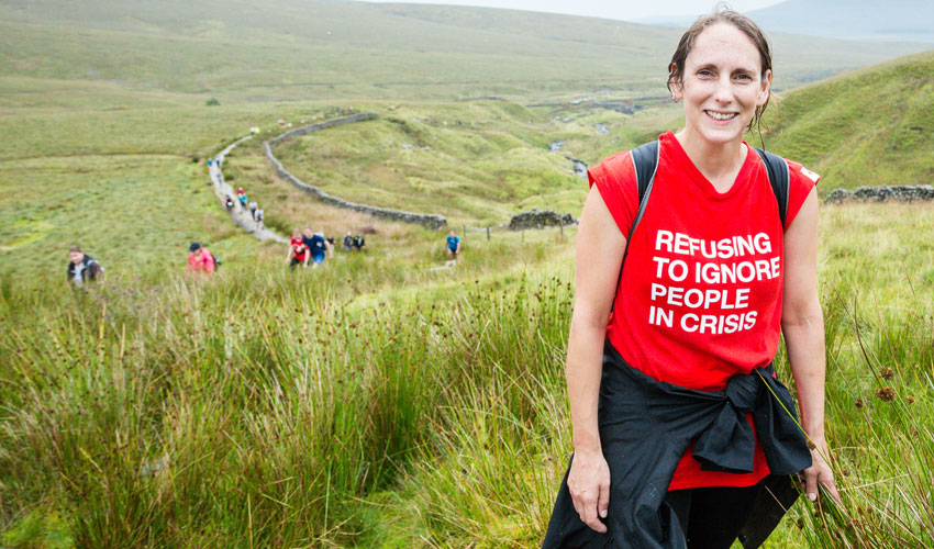 Challenge Yourself In 2017 With The Red Cross Three Peaks Challenge