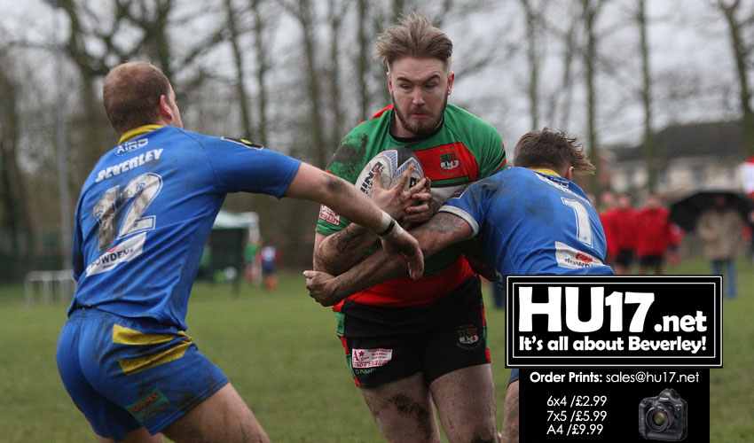 Myton Warriors Show No Mercy As They Smash Blue & Golds