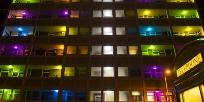 Hull 2017 Project Shines New Light On Hull Housing Estate