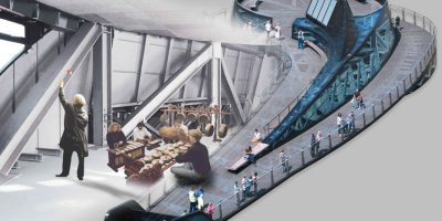 Scale Lane Bridge To Be Transformed Into Giant Musical Instrument