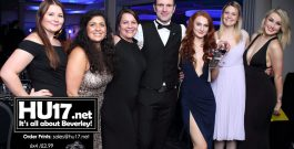 OUT & ABOUT : BE.THE.CHANGE @ The Mercure Grange Park Hotel
