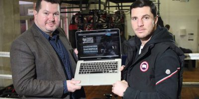 Broadband Provider Quickline Packs A Punch For Local Youngsters