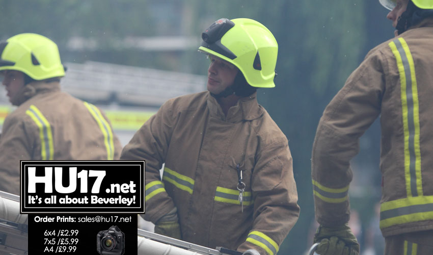 Humberside Fire & Rescue Service Now Recruiting