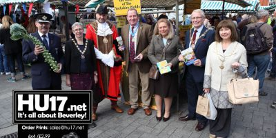 Beverley Food Festival Wins Prestigious Countryside Alliance Award
