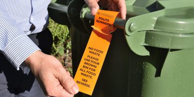 Food Recycling Campaign To Be Launched In Eight East Riding Areas