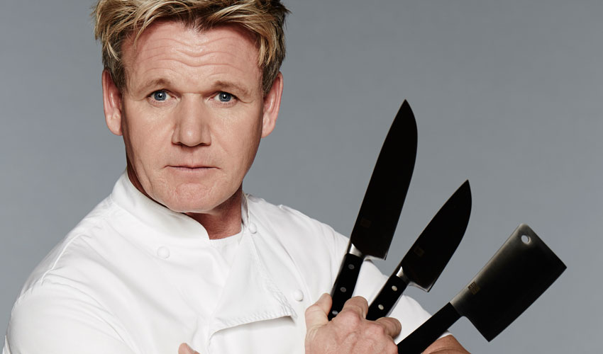 Culinary Genius : Local Chefs Sought By Gordon Ramsay For New TV Show