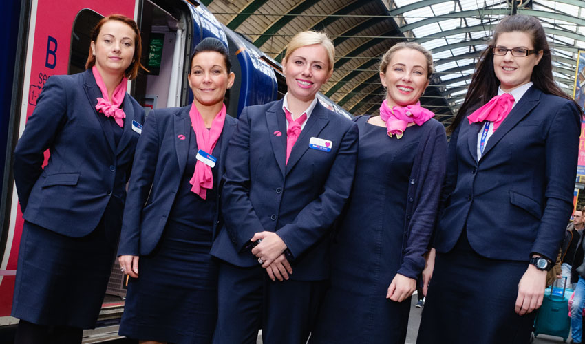 Hull Trains Bucks The Trend With Unprecedented Gender Equality Record