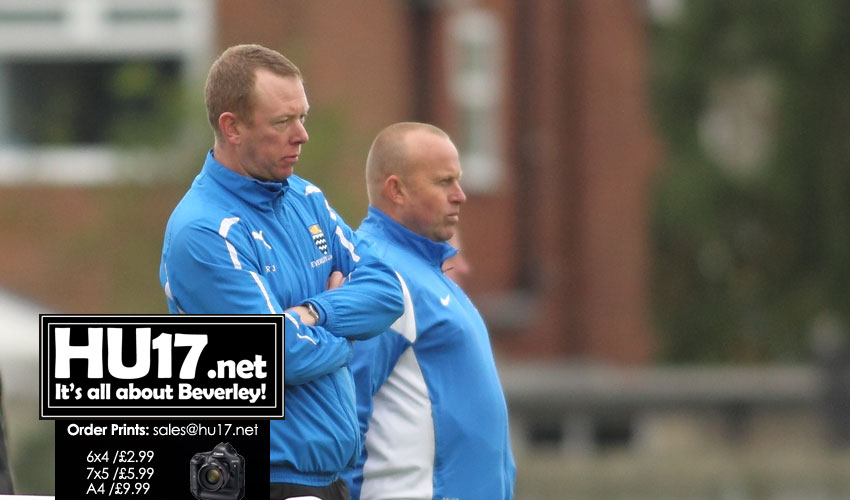 Jagger Confident Match With East Riding Carnegie Will Be Played