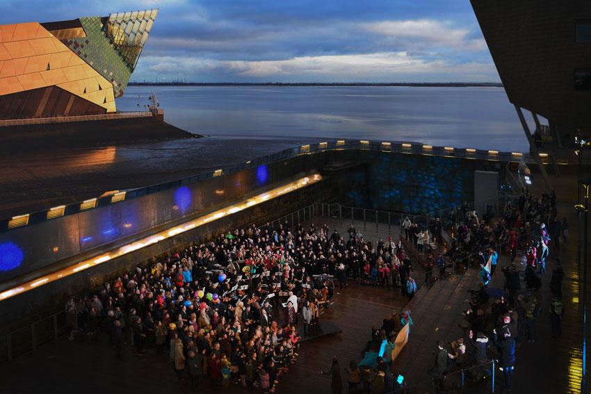 Doors Open At Free City Of Culture Music Video Screenings